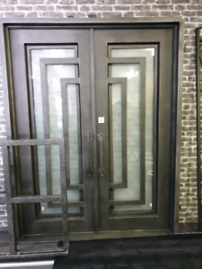 Steel Entrance Door Punchbowl Canterbury Area Preview