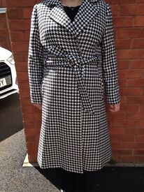 Marks and Spencer's ladies collection coat size 14 brand new