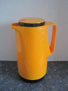 Vintage 70's Retro European Designed Thermos by Dr. Zimmerman