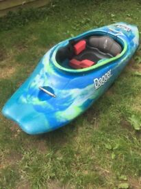Dagger G-force 5.9 kids/small adults playboat