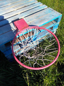 Basket ball Frame Net and extra Net