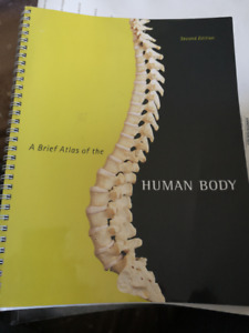 A BRIEF ATLAS OF THE HUMAN  BODY (2ND ED.) WITH ANATOMY POSTER
