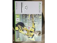 Xbox One S with FIFA 17 500GB white console