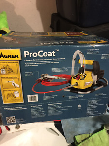 Shop Tools -Wagner Procoat painter/ Dewalt drills / vac hose