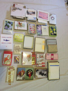 Christmas and specialty cards and paper