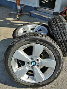 BMW X3 Wheel & Tires
