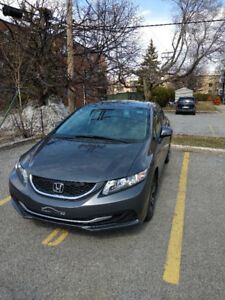 Honda Civic LX 2013 (automatic - no accidents)