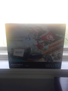 32GB Wii U system with games
