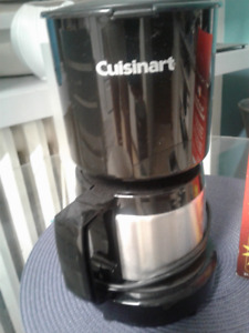 CUISINART 2  CUP COFFEE MAKER /  WEIGHT SCALE  / VOICE TEMP  GAE