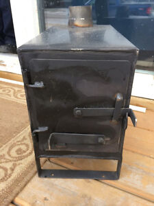 Wood stove - Ice shack wood stove-Get ready for ICE FISHING!!!