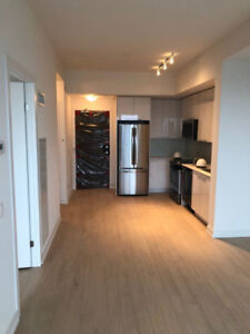 New Condo with PARKING  + locker Lakeshore & Parklawn avail NOw!