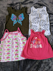 Size 2 tank tops