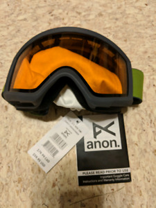 ANON Helix 2.0 Snow Goggles - NEW with Tags