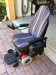Electric Wheelchair & all accessories
