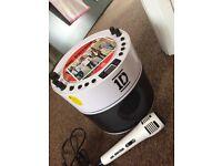 Karaoke CD player