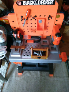 Black and Decker Play set