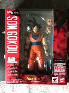 S.H Figuarts Dragon Ball Z / Super. Never Opened.