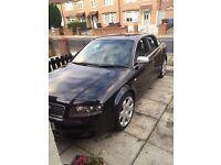 AUDI S4 4.2 V8 2004 £3499 NO OFFERS. 07565873259