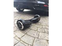 Black Hover board