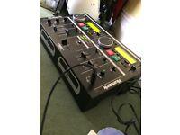 Numark CD1 Mixer DJ system