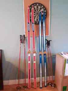 Cross Country Touring Skis