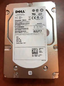 TESTED 146GB SAS HDD ST3146356SS