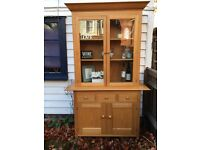 Oak furniture set - Dresser, Side unit and Hall table **Reduced**