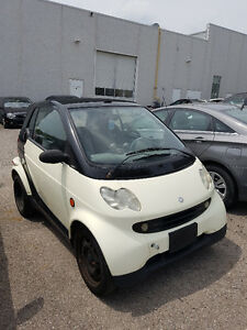 2003 Smart Fortwo Convertible
