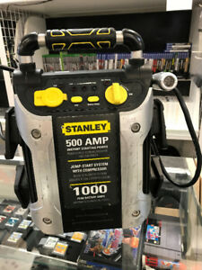 Stanley 500 amp Booster pack