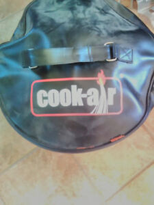 COOK- AIR PORTABLE WOOD COOKER