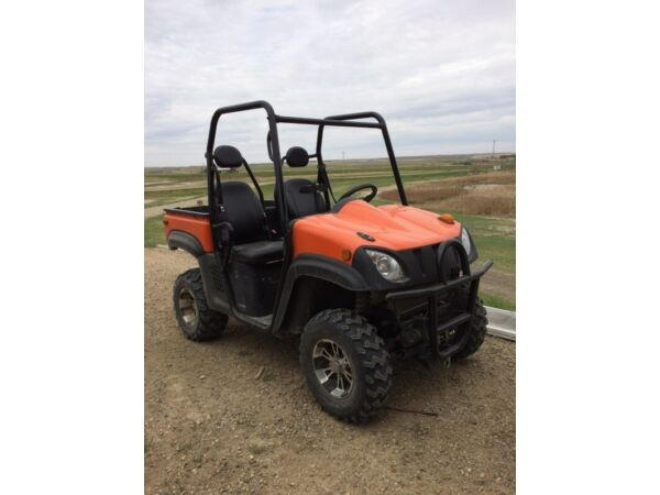 Used 2011 Chironex spartan 600