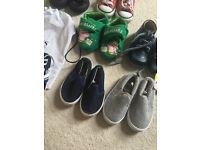 Toddler shoe bundle x 3