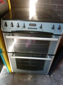 Belling ceramic glass cooker