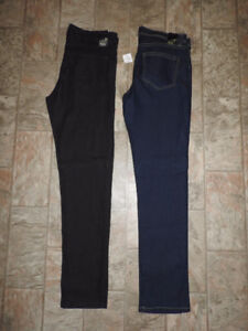 NEW skinny fit jeans (approx size 9/med) $10 ea or BOTH only $15