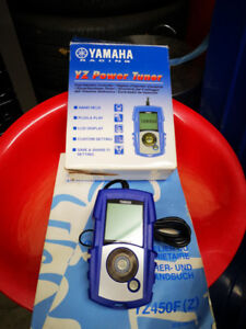 yamaha 450 yz power tuner