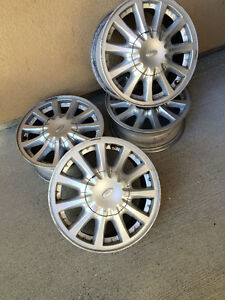 15 INCH ----- FORD RIMS ----