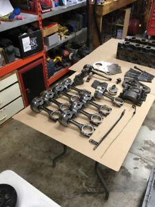 351 Cleveland parts