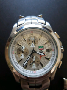 TAG HEUER automatic wind watch