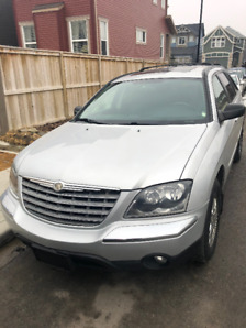[Low Mileage] GREAT 2004 Chrysler Pacifica AWD