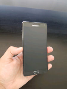 Samsung Note 4 - FOR SALE - OR - TRADE FOR IPHONE 6S PLUS!