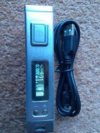 Mvp 3 pro ecig vaping mod battery 4500mah with micro usb to charge mobile phone! , e-cig, e cig