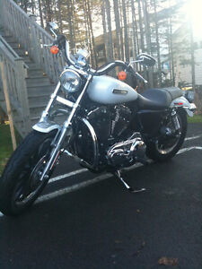 A Steal, 2009 Harley Davidson Sportster Low Rider XL1200 L