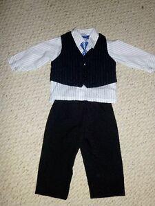 Boys 12 month dress suit-excellent condition
