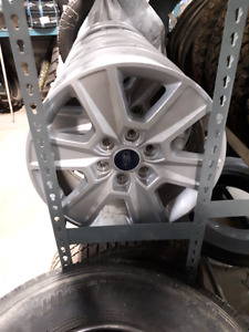 18 inch brand new ford rims