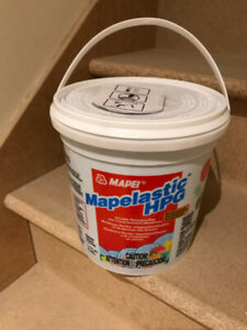 Membrane MAPEI pour mur de douche