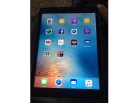 Apple iPad Air 2 wifi + cellular 9.7 inch 128 gb