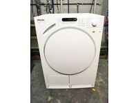 SOLD Miele condenser tumble dryer