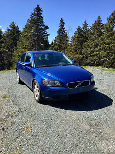 2007 Volvo S40 Sedan - REDUCED $3,500
