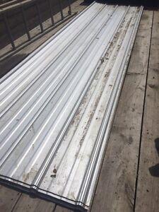 Galvanized 3' X 12' sheeting