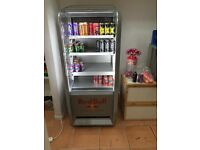 Red bull display retail fridge brand new